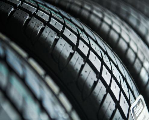 Nye dæk