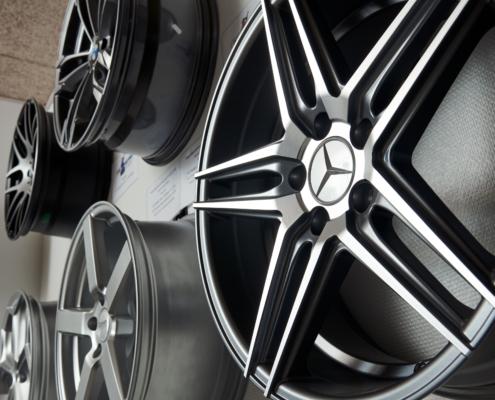 Mercedes fælge
