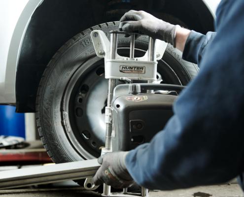 4-hjulssporing